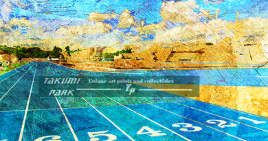 Track and field art